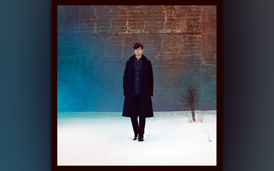 James Blake - Overgrown (29. März)