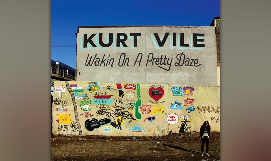Kurt Vile - Wakin on a Pretty Daze (5.4.)