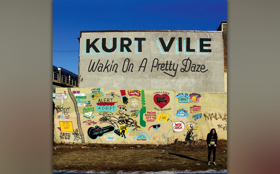 Kurt Vile - Wakin on a Pretty Daze (5.4.)