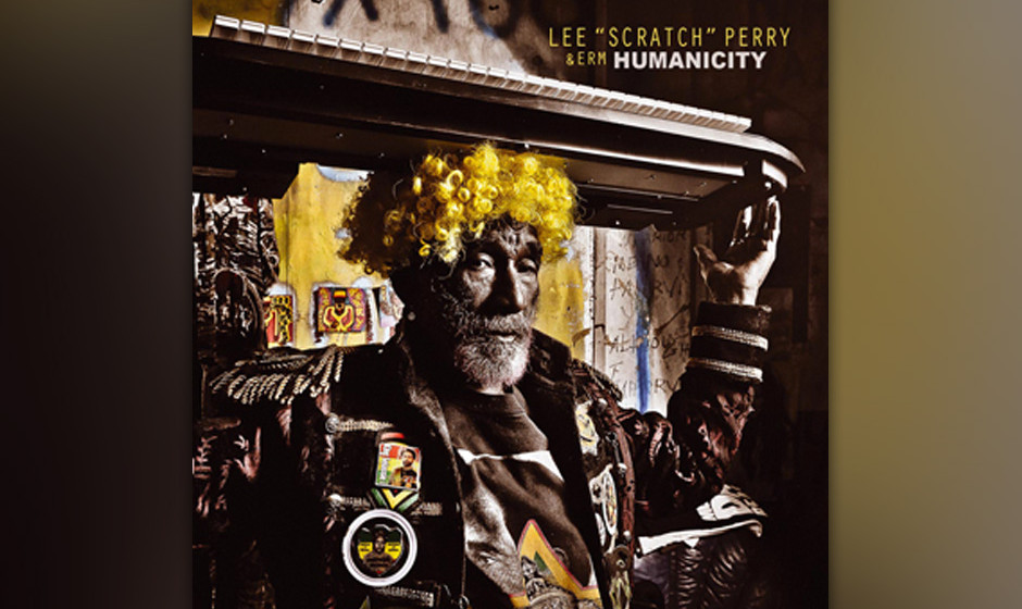 Lee Scratch Perry - Humanicity