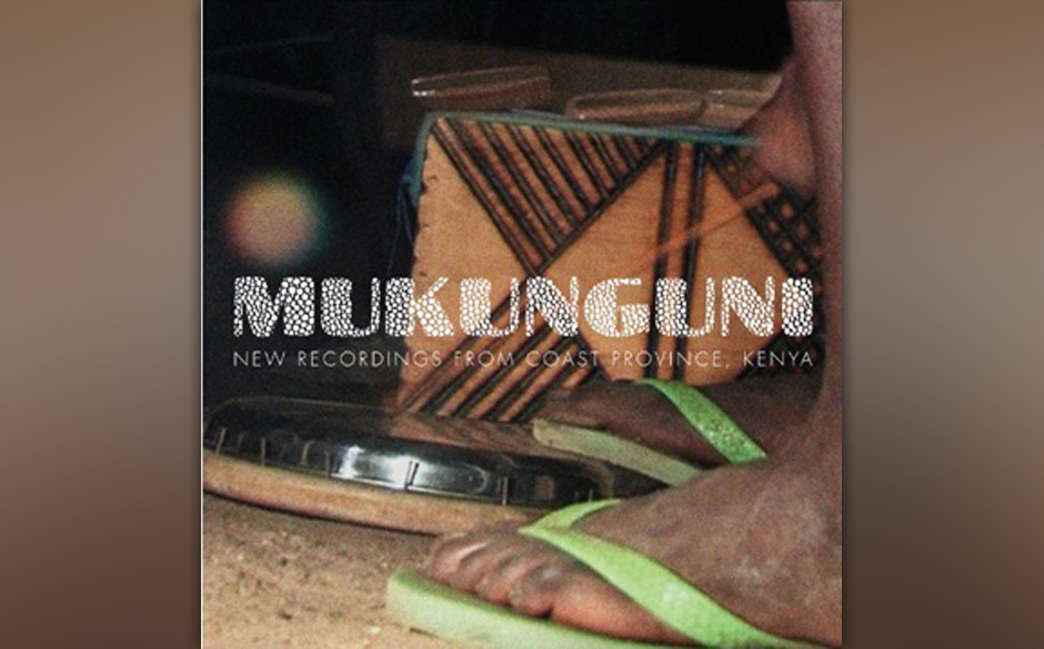 Mukunguni - New Recordings from Coast Province, Kenya (12.4)