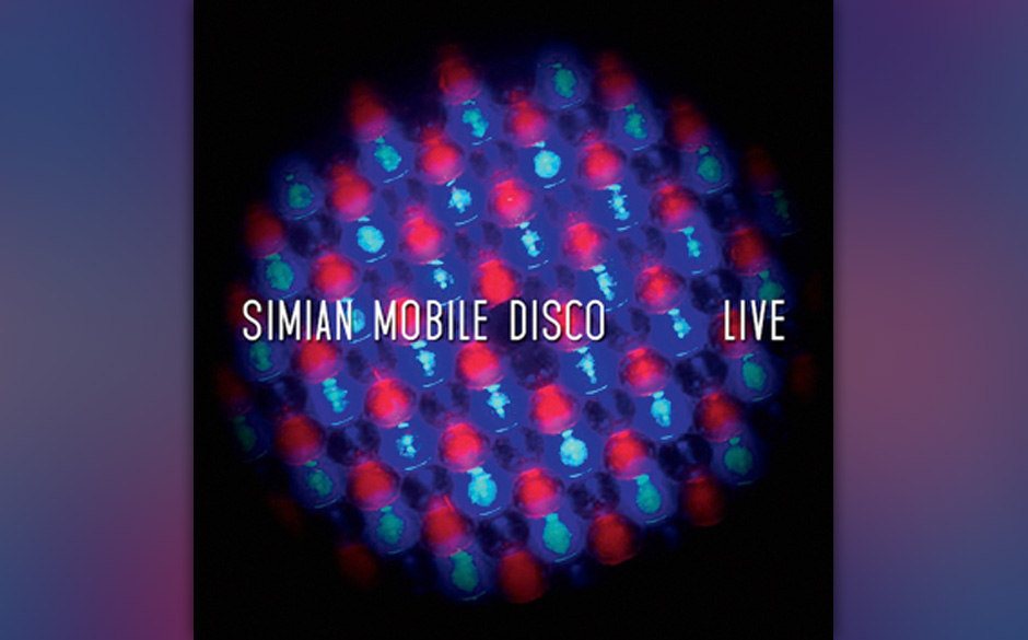 Simian Mobile Disco - Live (12.4.)