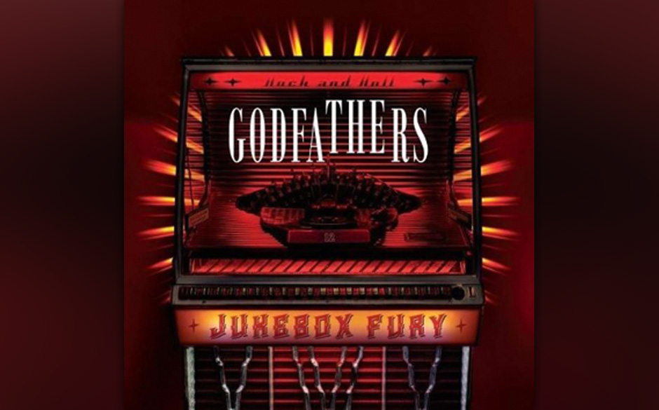 The Godfathers - Jukebox Fury