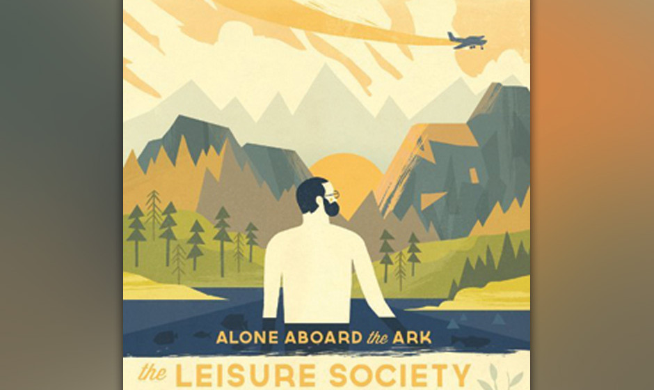 The Leisure Society - Alone Aboard The Dark (29.3.)