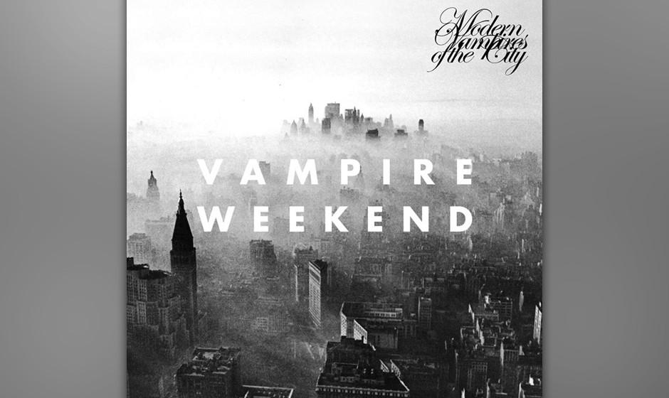 Vampire Weekend - Modern Vamires Of The City (10.5.)