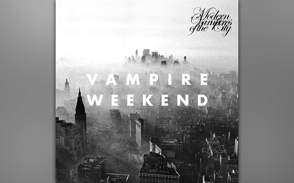 Vampire Weekend - Modern Vamires Of The City (10.5.)