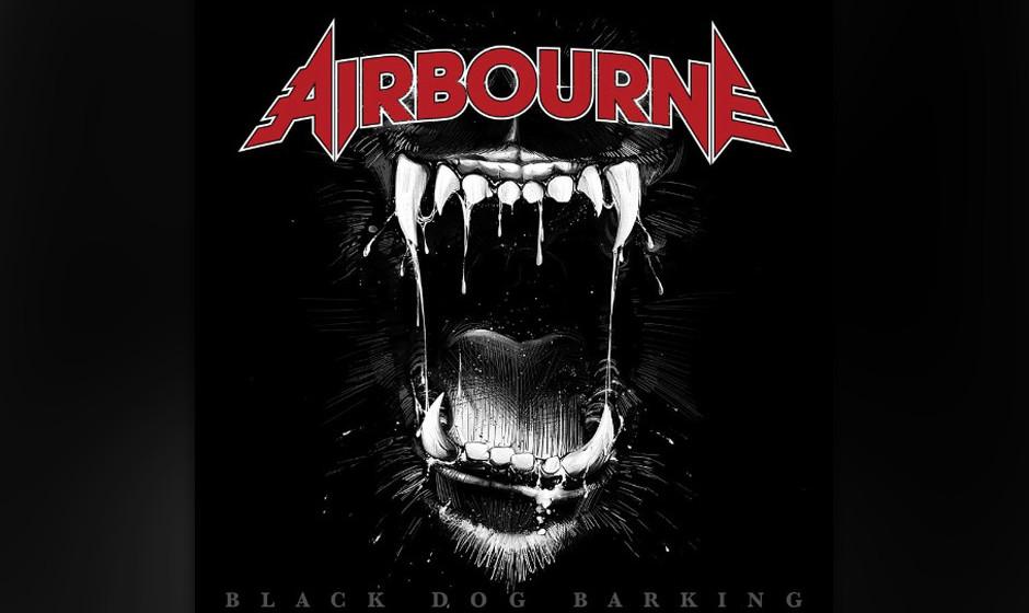 Airbourne  Black Dog Barking (17.5.)