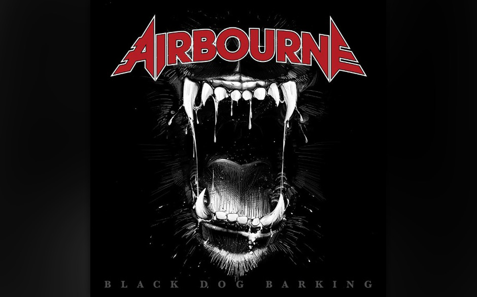 Airbourne  Black Dog Barking (17.5.)