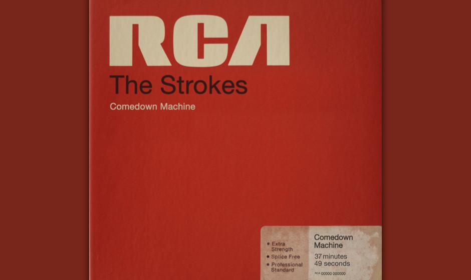 The Strokes - 'Comedown Machine'