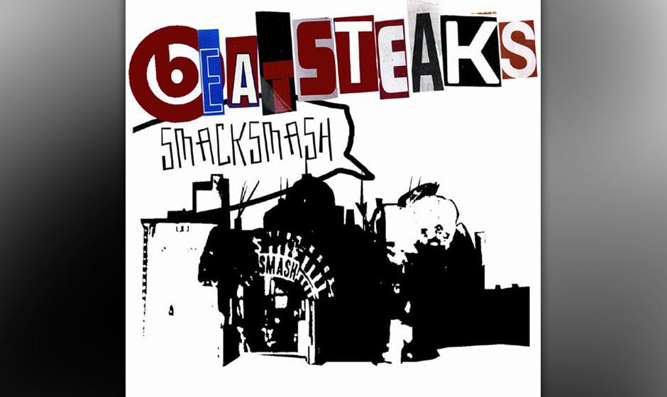 """21. Beatsteaks: Smashmash. Punk-Rock war auf """"Smacksmash"""" nur noch eine musikalische Sprache unter vielen. Den Berlinern"""