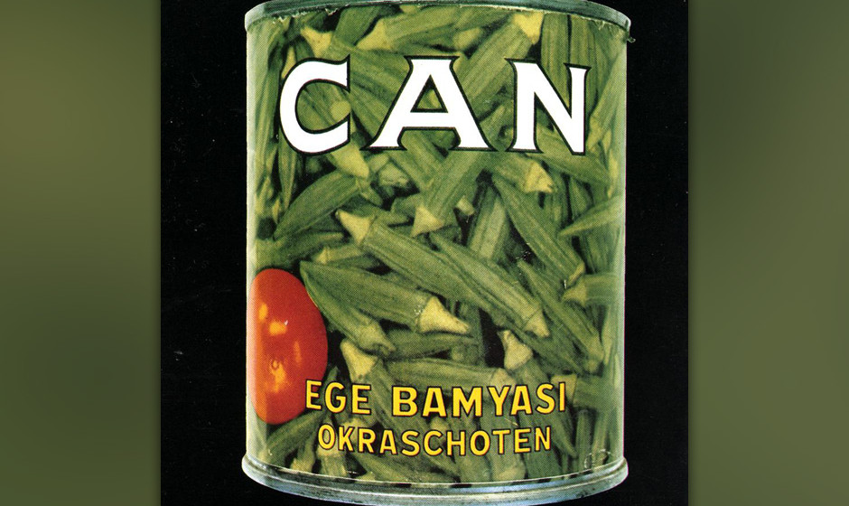 "22. Can: Ege Bamyasi. Kurz zuvor war die Can-Single ""Spoon"" in dem Francis-Durbridge-Straßenfeger ""Das Messer"" zum E"