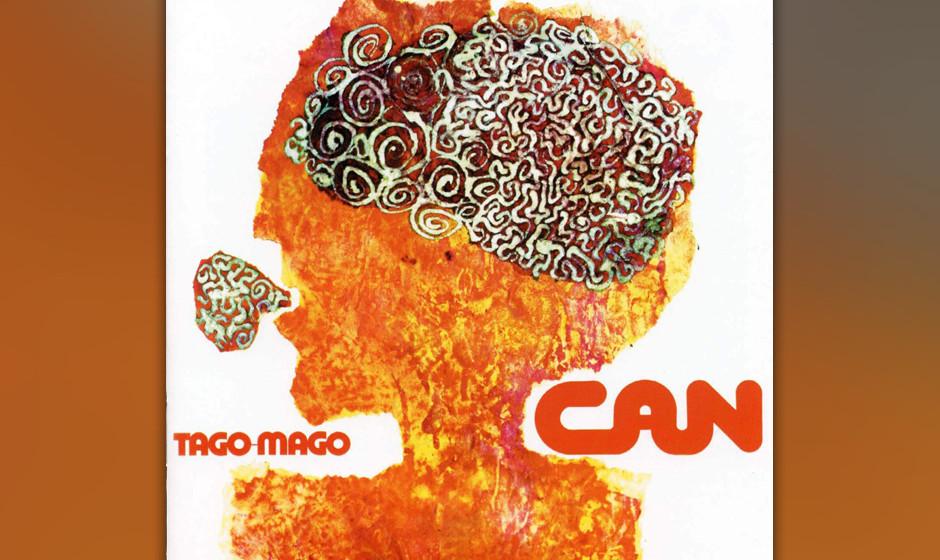 """15. Can: Tago Mago. """"Tago Mago""""  ist kein moderner Tanz, sondern ein mystischer Ort, der allein Can gehört. Jaki Liebeze"""