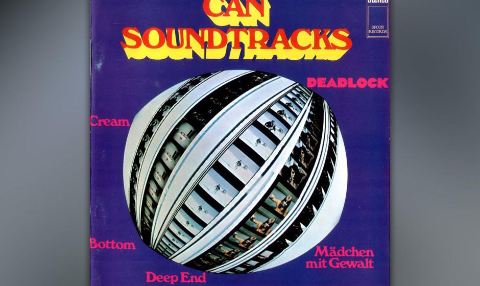 "33. Can: Soundtracks (1970). Natürlich waren die gewaltigeren Tracks, waren ""Yoo Doo Right"", ""Halleluwah"" oder ""Be"