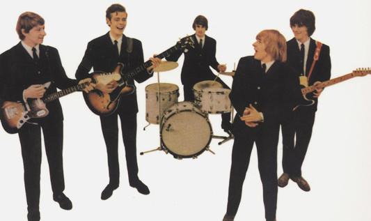 355. Having A Rave Up With The Yardbirds: The Yardbirds, 1965. Befreit vom Blues-Purismus Eric Claptons und beflügelt von Je