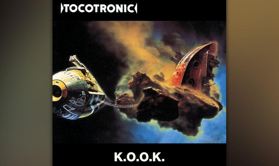 """36. Tocotronic: K.O.O.K. (1999). Die lange Wartezeit auf """"K.O.O.K."""" sah den Meisterschülern gar nicht ähnlich. Als das"""