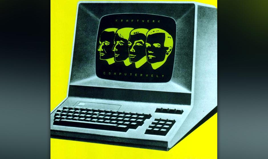 13. Kraftwerk: Computerwelt. Die bösen Rechner, die den Menschen in die Vereinsamung treiben, sehen heute ganz anders aus al
