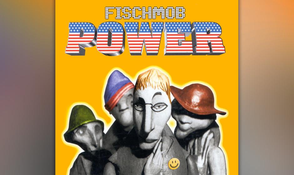 41. Fischmob: Power (1998). So experimentierwütig und lustig wie bei den Hamburgern von Fischmob war deutscher HipHop selten
