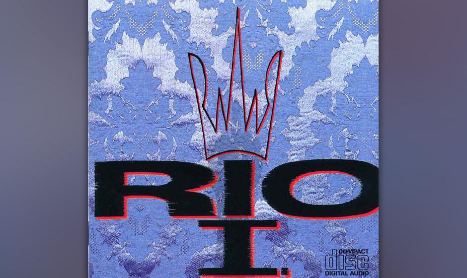 35. Rio Reiser: Rio I (1986). Die Wiedergeburt des deutschen Schlagers aus dem Geist der Barrikadenträume. Wer die Scherben
