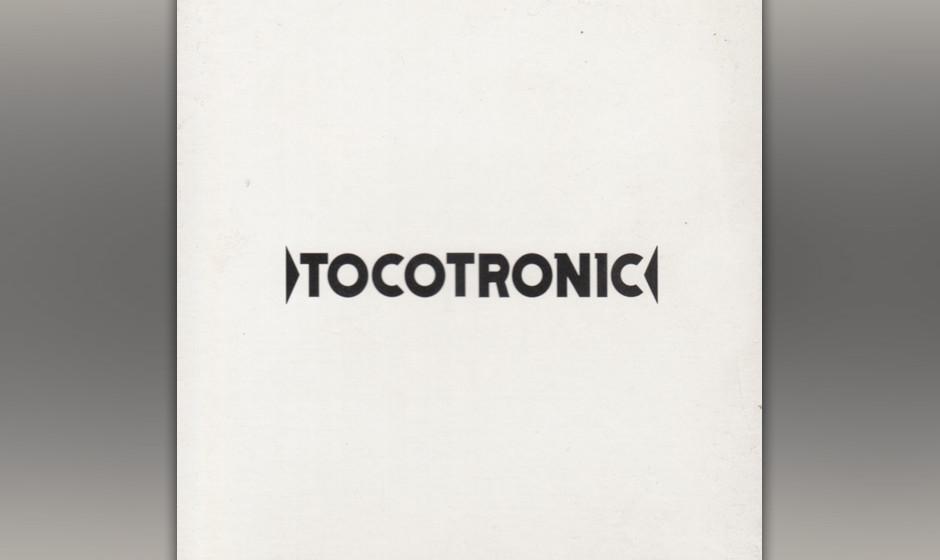 """39. Tocotronic: Tocotronic (2002). Das """"weiße Album"""" tilgt das Indie-Rock-Gerumpel aus dem Repertoire, macht Platz für"""