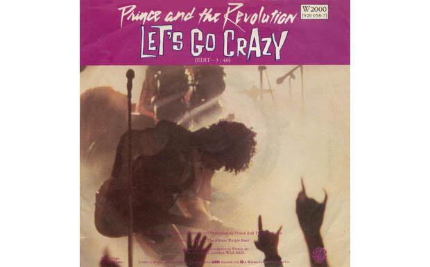 Platz 56: Let's Go Crazy. Nicht 'When Doves Cry,' sondern dieses Stück markiert seinen Aufstieg zum Megastar: Auf das ironis