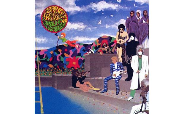 Platz 25: Around The World In A Day. Nach Purple Rain überforderte Prince Viele mit diesem fernöstlichen Stück über die L
