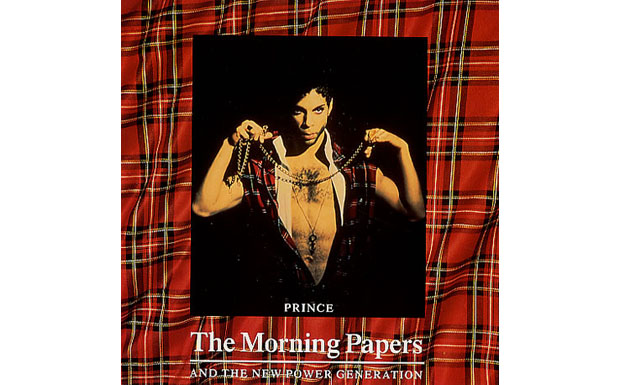 Platz 54: The Morning Papers. 'Why is age more than a number, when it comes to Love?' Prince singt über die ersten Schritte