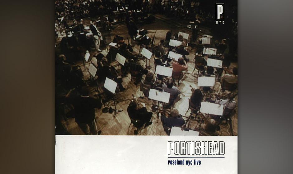 47. Portishead - Roseland NYC Live (1998)  Das vielleicht Beeindruckendste hier ist doch, dass man gar nicht für möglich h�