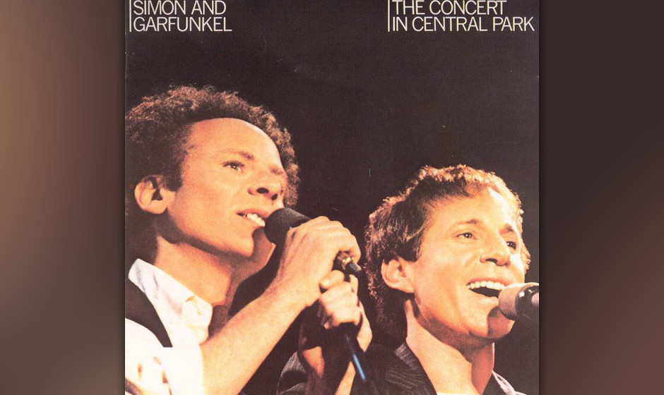 "28. Simon & Garfunkel - The Concert In Central Park (1982)  Nach dem Misserfolg seines Films ""One Trick Pony"" traute Paul"