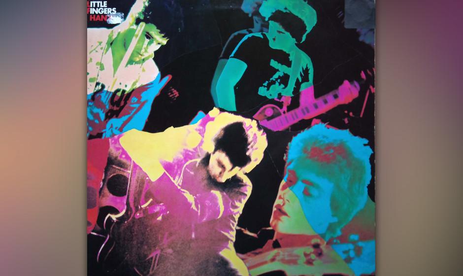 41. Stiff Little Fingers - Hanx! (1980)  Einen Moment lang waren Stiff Little Fingers aus Belfast die beliebteste Punkband de