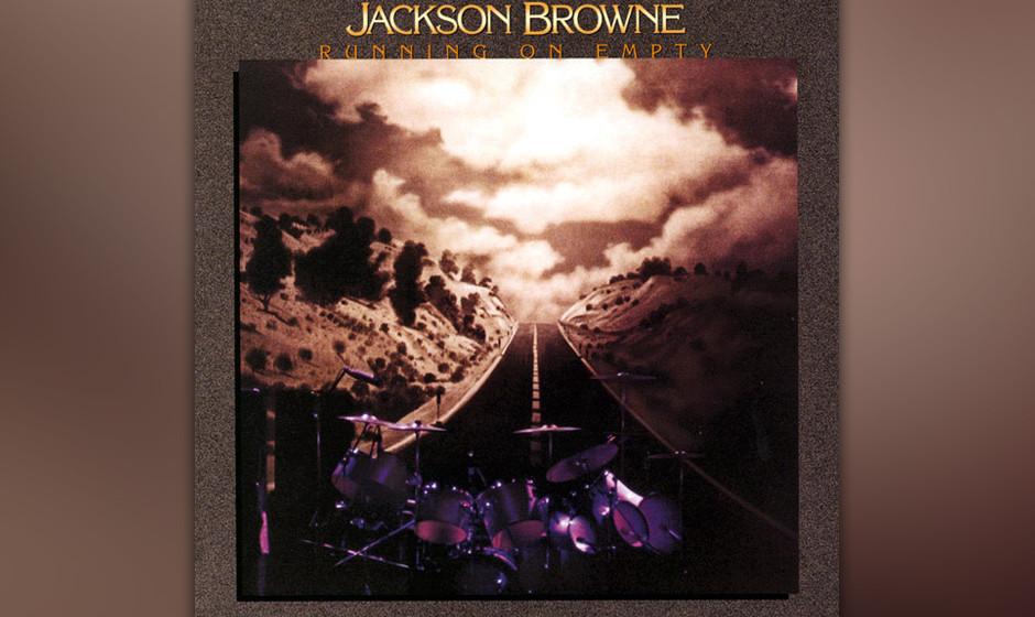 11. Jackson Browne - Running On Empty (1977)  1977 konnte Browne es sich erlauben, mit Danny Kortchmar, Greg Leisz, Russell K