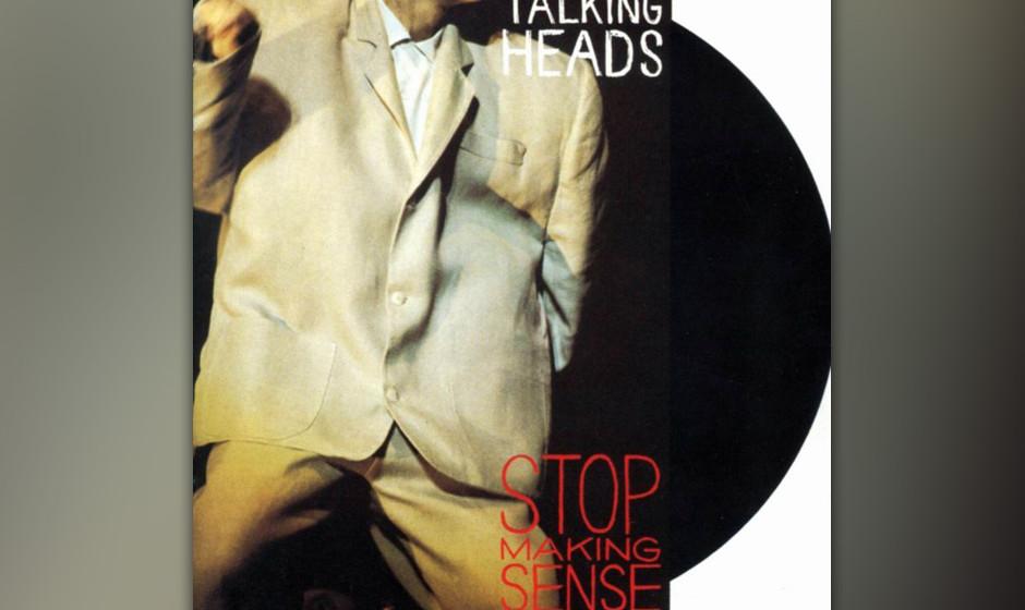 4. Talking Heads - Stop Making Sense (1984)  Jonathan Demme inszenierte den Konzertfilm und verzichtete auf Beiwerk: keine An