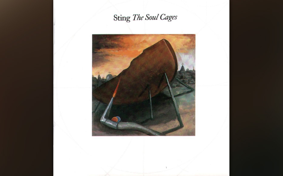 28. Sting: Saint Agnes And The Burning Train (aus 'The Soul Cages', 1991). Agnes war Stings Großmutter, und einer Anekdote n