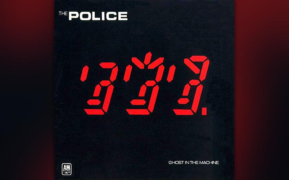 26. The Police: Rehumanize Yourself (aus 'Ghost In The Machine', 1981). Zu lieblichem Reggaeswing erzählt Arbeiterkind Sting