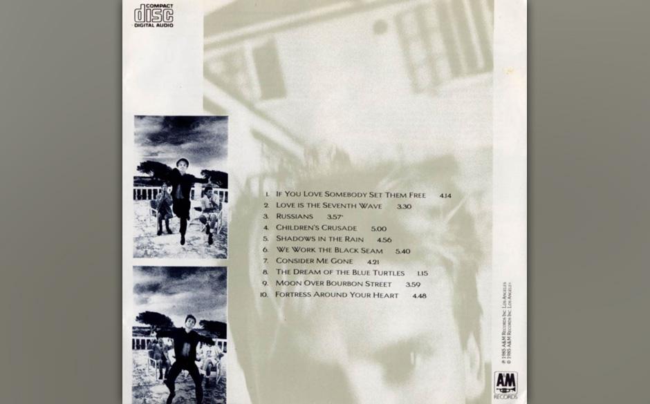 14. Sting: We Work The Black Seam (aus 'The Dream Of The Blue Turtles', 1985). Stings musikalischer Essay zu Atomkraft und de