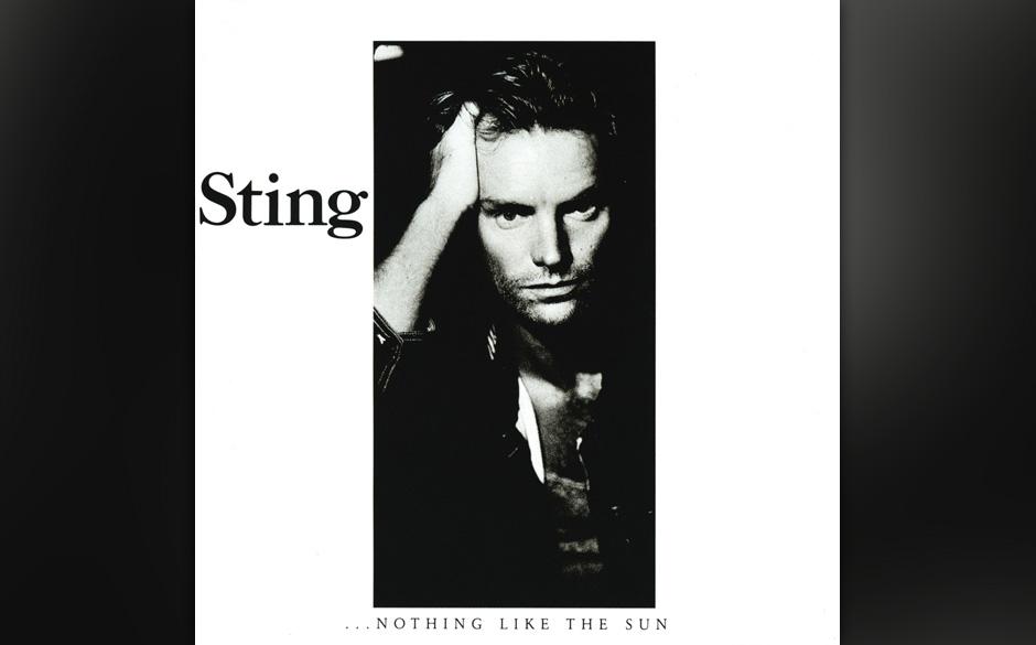 17. Sting: The Lazarus Heart (aus 'Nothing Like The Sun', 1987). Der Album-Opener, geschrieben für die verstorbene Mutter, e
