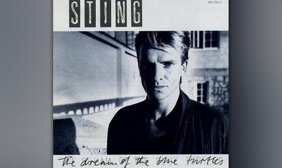 5. Sting: Consider Me Gone (aus 'The Dream Of The Blue Turtles', 1985). Ein weniger bekanntes Stück von 'Blue Turtles', das