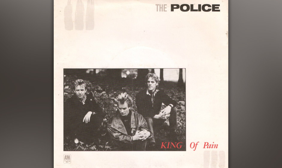 9. The Police: King Of Pain (aus 'Synchronicity', 1983). Ein offenkundiger Hit von 'Synchronicity', den Sting 2009 für eine
