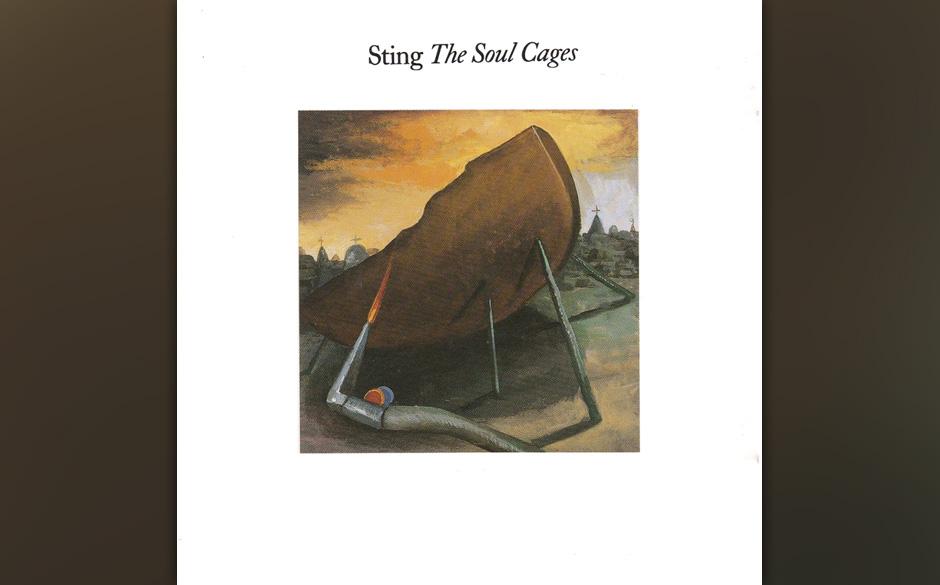 25. Sting: When The Angels Fall (aus 'The Soul Cages', 1991). Bekenntnis zum Atheismus? Angst vor dem Höllenfeuer? Furcht vo