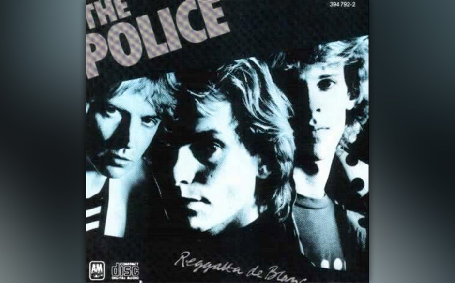 22. The Police: Bring On The Night (aus 'Regatta Da Blanc', 1979, 'Bring On The Night', 1986). Bei Police noch ein wenig beac
