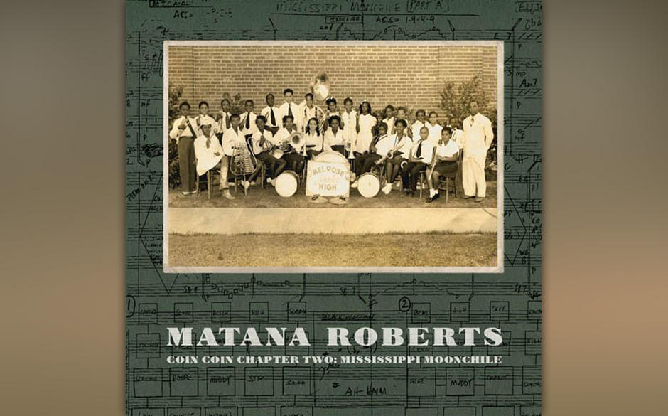 """Matana Robert - """"Coin Coin Chapter Two: Mississippi Moonchile"""", VÖ: 1. Oktober 2013"""