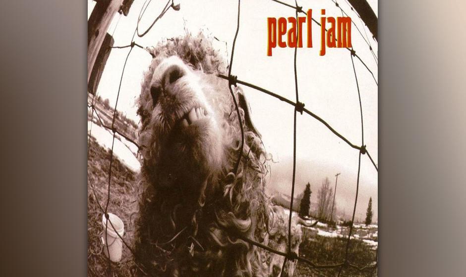 5. Elderly Woman Behind The Counter In A Small Town. Da haben Pearl Jam mal Humor bewiesen: Der Titel war eine Retourkutsche