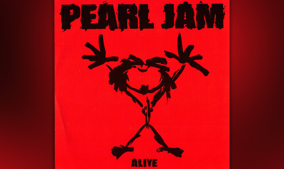 4. Alive. Der Pearl-Jam-Song, mit dem alles begann. Die 90er-Jahre-Grunge-Hymne (neben 'Smells Like Teen Spirit' natürlich),