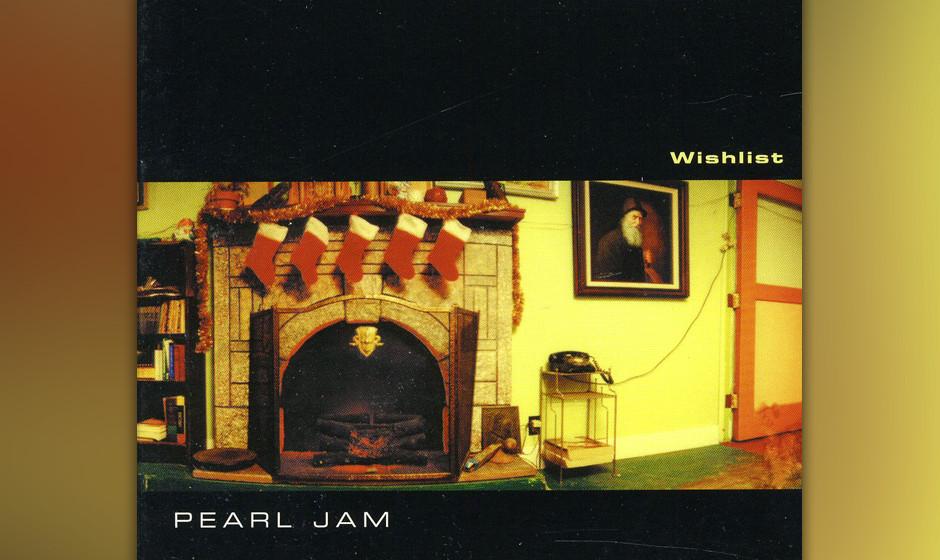 6. Wishlist. Die dynamischen Gitarren ziehen einen sofort in den Song hinein. Dann fängt Vedder ganz leise an aufzuzählen,