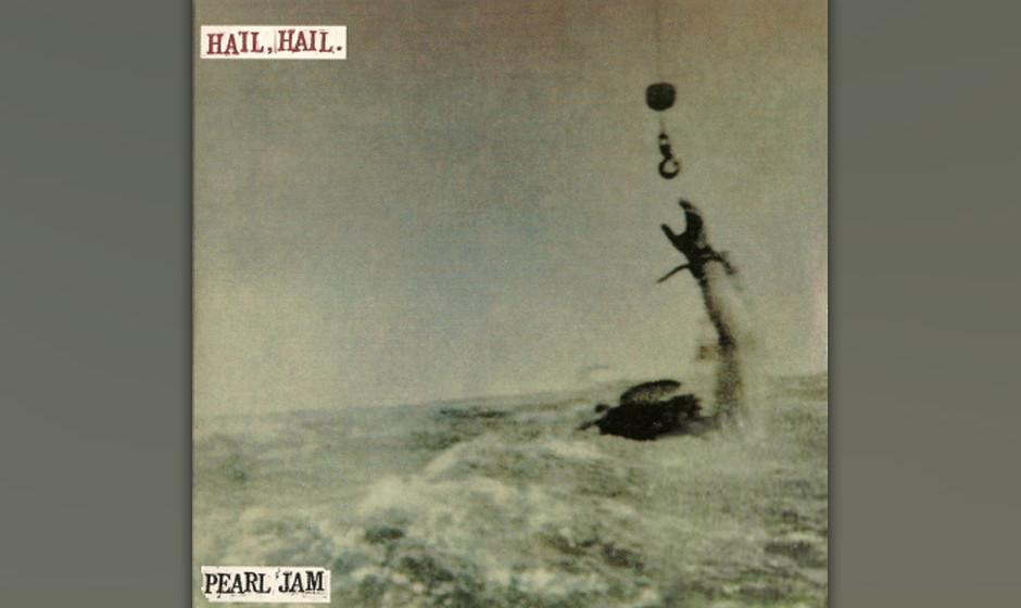 16. Hail, Hail. Der 1996 neu engagierte Schlagzeuger Jack Irons, ihr bisher bester, treibt diesen Song voller Fragezeichen an