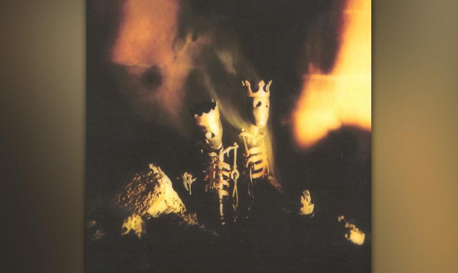 19. Can't Keep. Pearl-Jam-Opener sind entweder Kanonenschläge oder unruhige Balladen. Auf diesem nervösen Eröffnungsstück