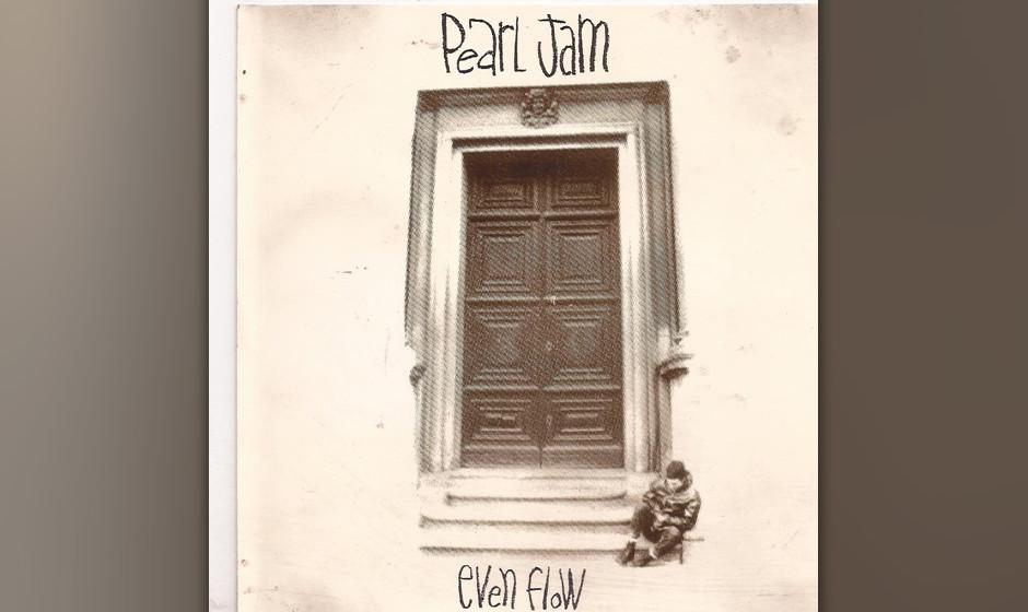 9. Even Flow. Welches Rock-Debütalbum fing je mit drei so guten Songs an wie 'Once', 'Even Flow' und 'Alive'? Für Nummer zw