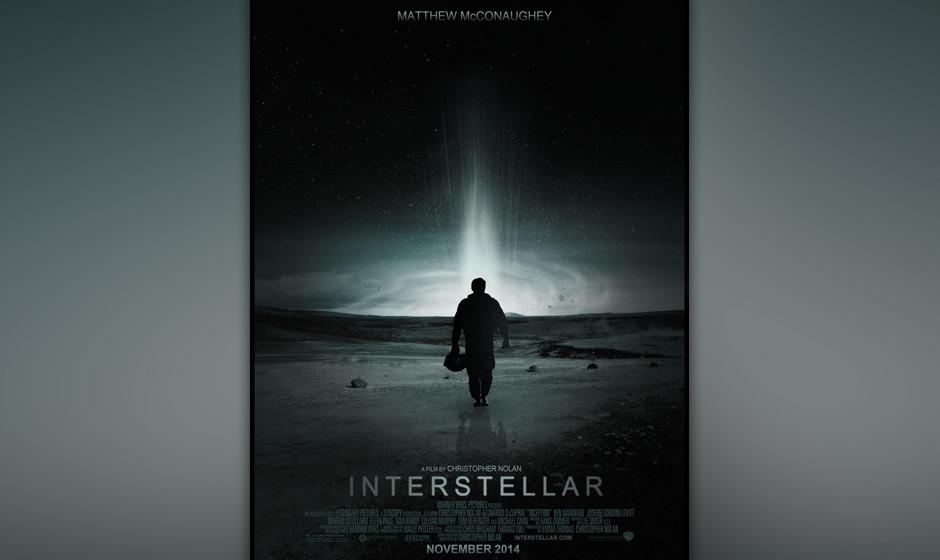 'Interstellar'. An Christopher Nolans Sci-Fi-Film über Zeitreisen und Wurmlöcher wollte sich zuvor schon Steven Spielberg p