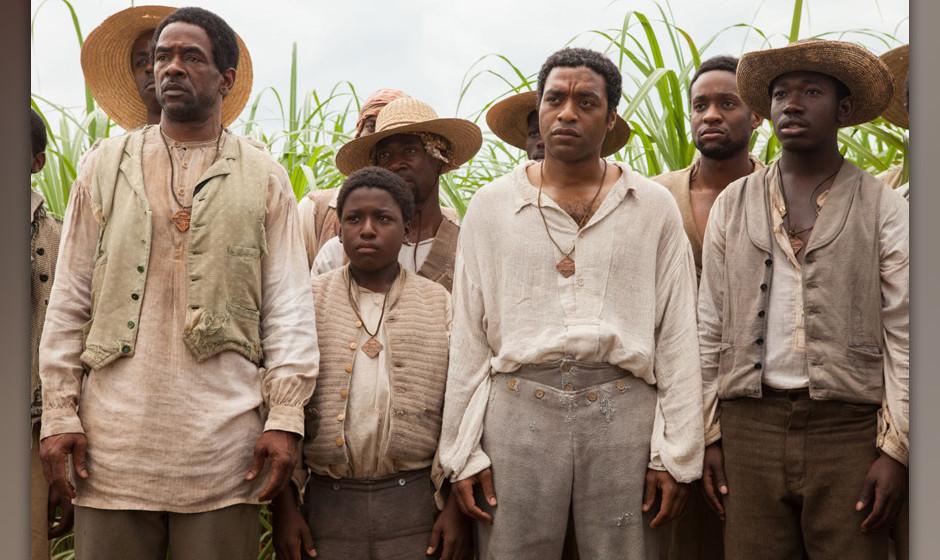 '12 Years A Slave'. Steve McQueens Sklavendrama gilt mit Chiwetel Ejiofor in der Hauptrolle als Oscar-Favorit