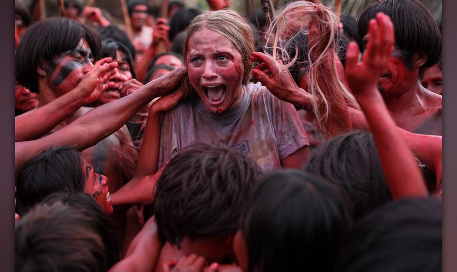 'The Green Inferno'. Eli Roths Kannibalen-Film. Wird er das Genrestück 'Cannibal Holocaust' in seine Schranken weisen?
