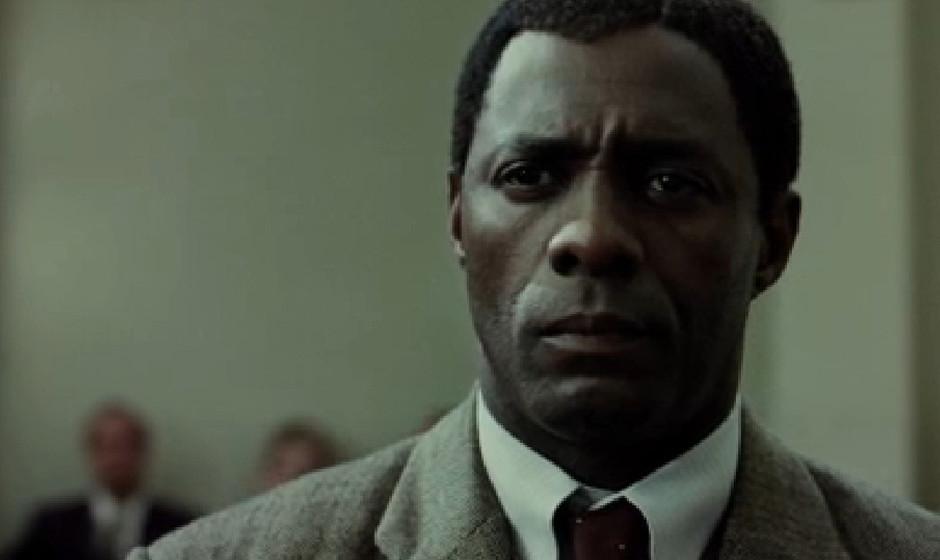 'Mandela: Long Walk To Freedom'. Idris Elba als Mandela.